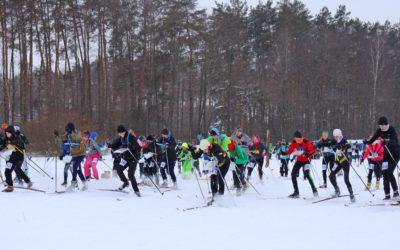 Чемпіонат України зі спортивного орієнтування на лижах у Реутинцях