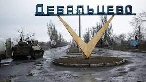 Бої за Дебальцівський плацдарм